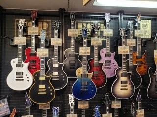 Esp Guitar Workshop Tokyo The Esp Guitar Company