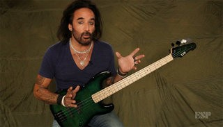 Marco Mendoza LTD MM-4FM Bass