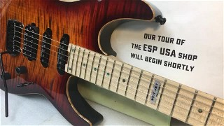 ESP NOW: ESP USA Shop Tour (archive)