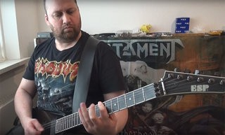Trashgreen: Rocking the ESP V-II FR