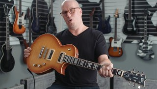 LTD Deluxe EC-1000T Demo with Rob Ketch from Fishman