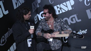 2019 NAMM Show: Marco Mendoza (Dead Daisies) Interview