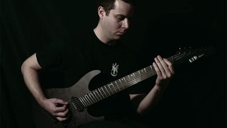 Chase Fraser (Continuum) on the LTD Deluxe M-1007 Multi-Scale
