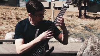 "Brian Krahe (Krosis): ""Duplicity"" Bass Playthrough"
