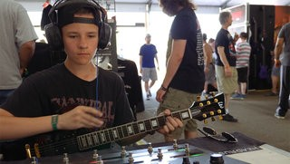 ESP On the Road: Sonic Temple & Epicenter Fests