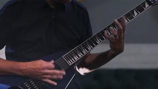 Guitar World LTD Deluxe Arrow-1000 Video Review