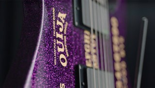 Kirk Hammett Sparkle Ouija Collection