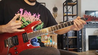 """French Thrasher: """"Practice What You Preach"""" (solo cover)"""