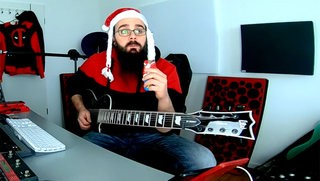 "Konst Fischer: ""Last Christmas"" (With One Hand)"