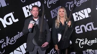 2020 NAMM Show: LTD Black Metal Product Spotlight