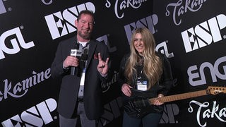 2020 NAMM Show: Stephanie Bradley Artist Interview