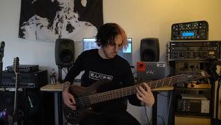 """Above, Below: """"Eternal Sunshine"""" (Bass Playthrough)"""