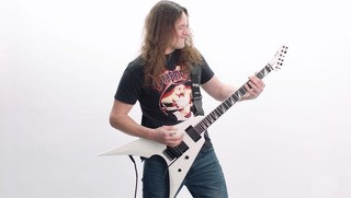 E-II Arrow Demo by Chase Becker (Warbringer/Exmortus)