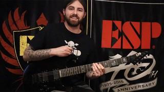 Guitar Training with Cameron Stucky: E Harmonic Minor Etude