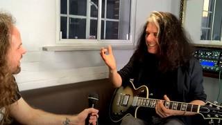 Guitar Training with Jamie Hunt & Pat Heath: Warming Up with Alex Skolnick