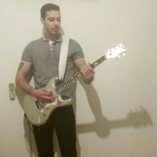 Texas blues, improvise, ESP guitar