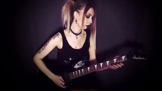 IronMaiden WastedYears Cover by Baruk & Kai Rose