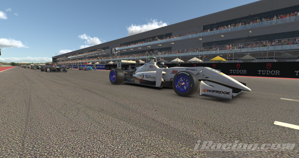 Dario Cangialosi Claims Maiden Victory in FR Americas iRacing Invitational Championship