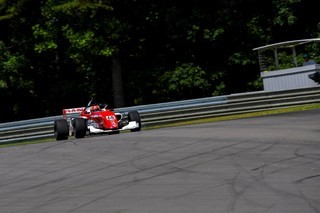 Danial Frost and Andretti Autosport Have Strong Outing at Barber