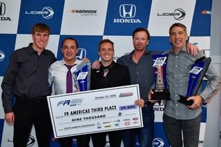 NEWMAN WACHS RACING FINISHES THIRD IN FORMULA REGIONAL AMERICAS CHAMPIONSHIP DEBUT SEASON