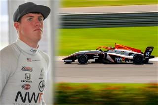 Jordan Missig Rejoins Newman Wachs Racing for 2021 FR Americas Campaign