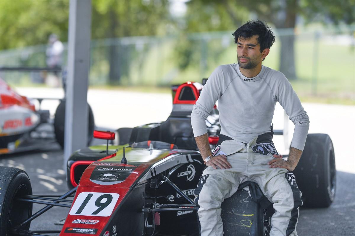 Varun Choksey Graduates to FR Americas with New TJ Speed Motorsports
