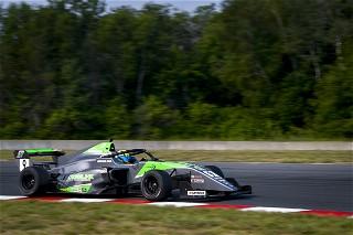 NEWS FLASH: Joshua Car Reigns in Pole during FR Americas Qualifying at Brainerd