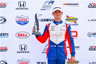 Multiple Podium Results at Brainerd for TJ Speed; Baptiste Berthelot Earns First Top-Three Result at Brainerd