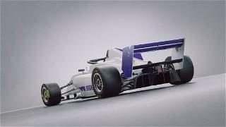 Cool car rendering