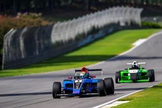 Paley and JHDD Enjoy Strong Showing at Barber Motorsports Park