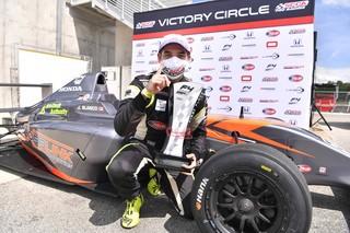 Jose Blanco Puts Team Crosslink in the Win Column at Barber Motorsports Park