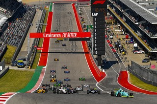 Follow F4 U.S. Live at Circuit of The Americas