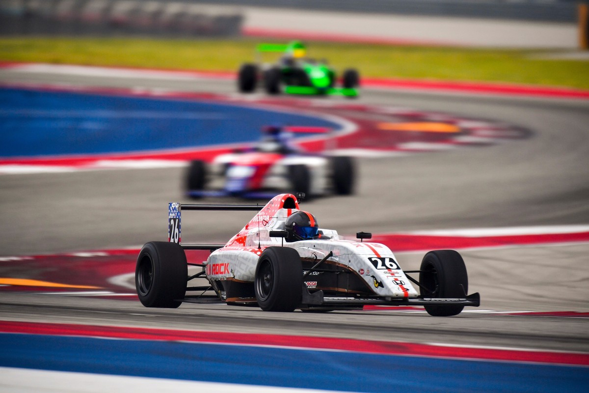 Circuit of The Americas Weekend F4 Fast Facts: