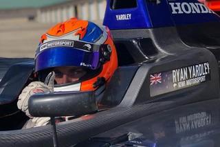Ryan Yardley to Make USA Racing Debut with Kiwi Motorsport