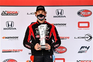 Nick Persing Aims for the Top of the F4 United States Championship Grid withVelocity Racing Development in 2021