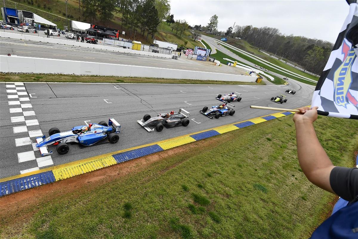 NEWS FLASH: Round 2 Race Replay from Road Atlanta Airs Sunday
