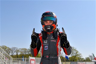 NEWS FLASH: Nico Christodoulou Scores First Career Win in F4 U.S. Road America Finale