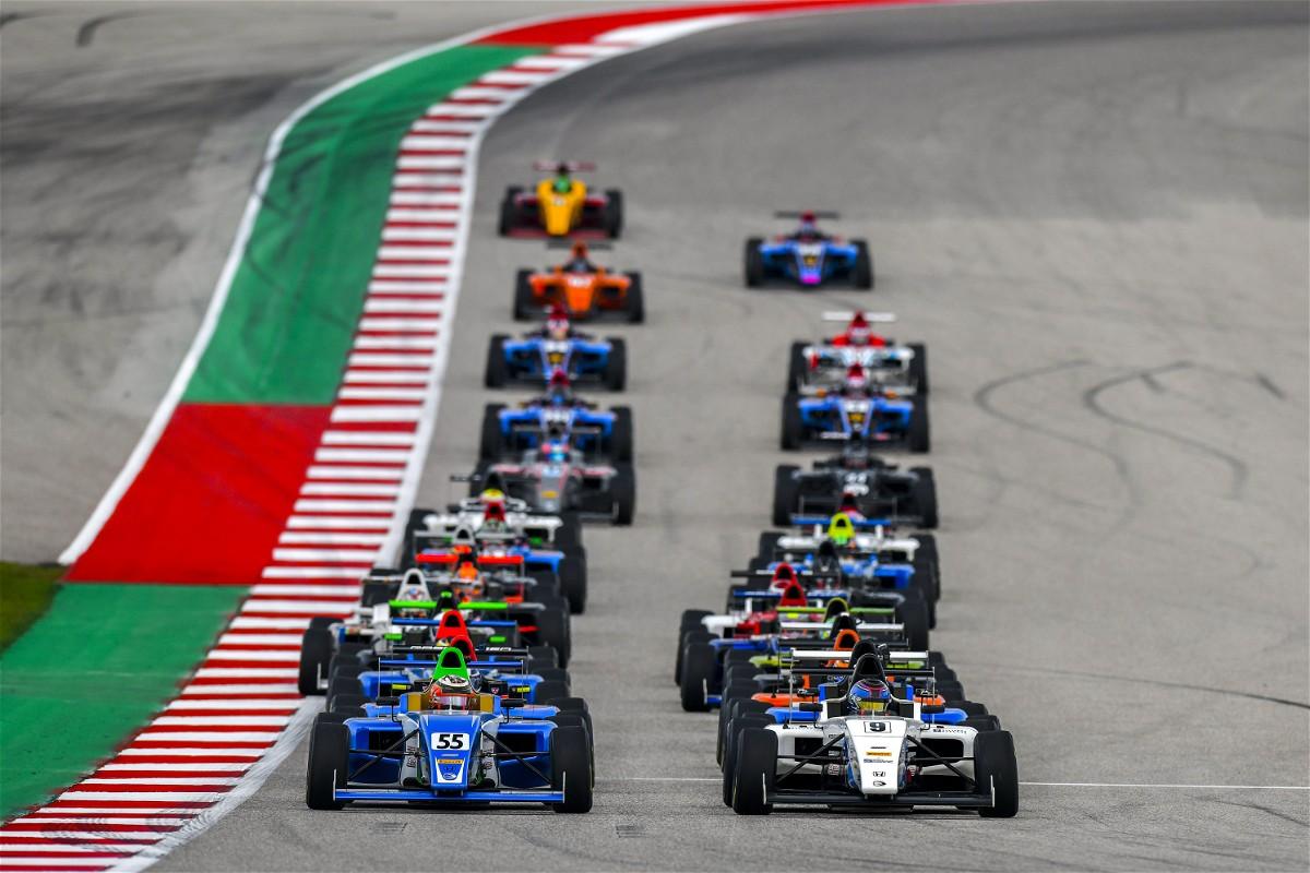 F4 U.S. Returns to Formula 1® United States Grand Prix