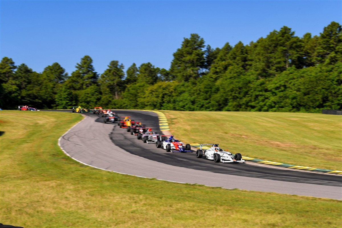 Large grids set for the Fourth Annual Andy Scriven Memorial Race Weekend at VIR
