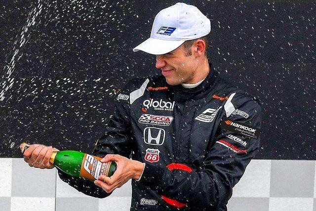 Michelin Raceway Road Atlanta F3 Champions Hat