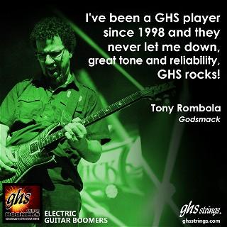 Tony Godsmack Quote