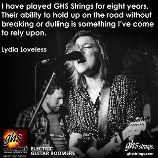 Lydia Loveless Aqs