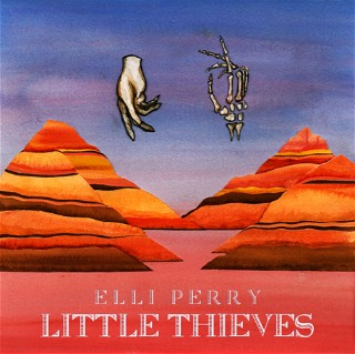 Elli Perry Little Thieves Cover