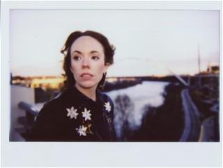 Elli Cory Polaroid