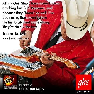 Junior Brown Aqs