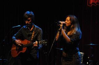 Monica Da Silva And Chad Alger Live