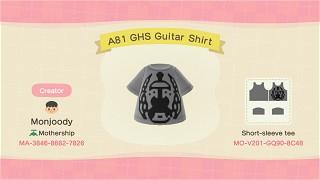 Acnh A81 Shirt