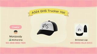 Acnh A324 Hat