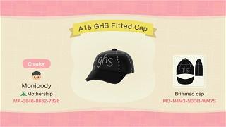 Acnh A15 Hat