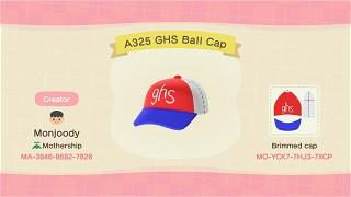 Acnh A325 Hat